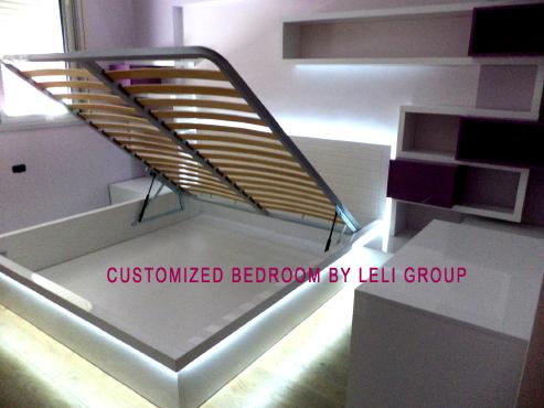 Customized bedroom, China custom bedroom furniture producer ...