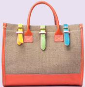 Private label eco leather handbags manufacturing, China private