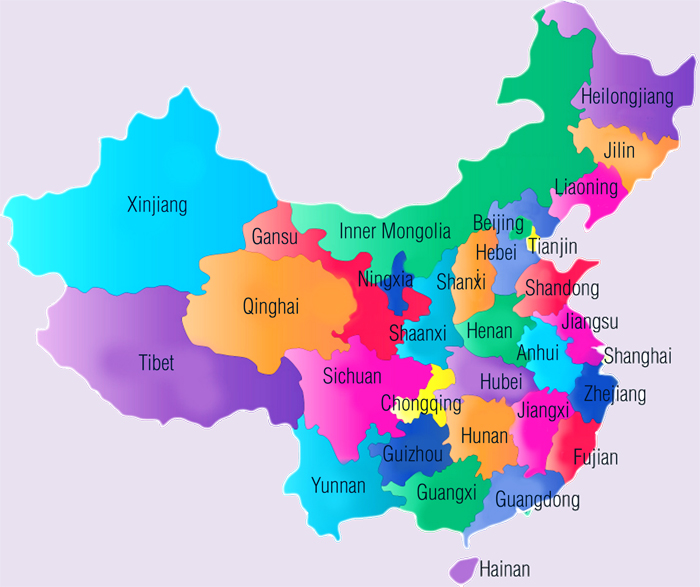 China maps, China cities maps Chinese national maps, China ...